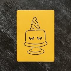 Единорог - торт №1