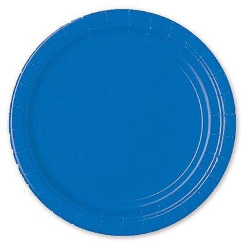 Тарелка Marine Blue 17см 8шт/A