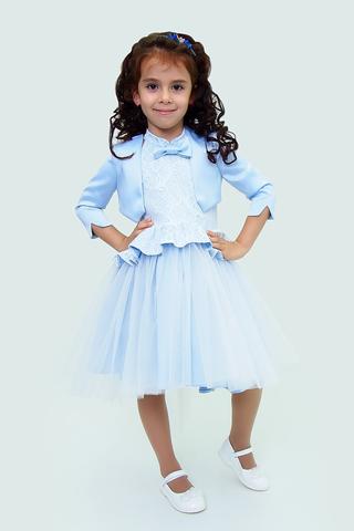 Платье детское + жакет (артикул 1Н61-4)