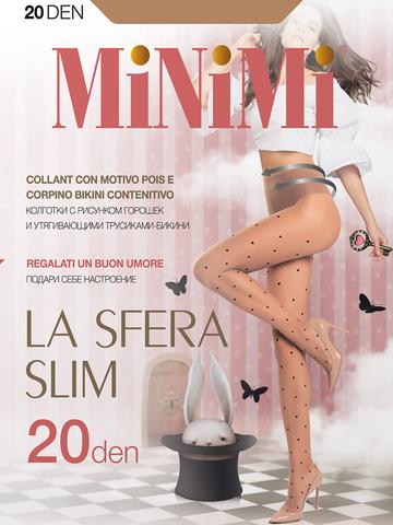 Колготки La Sfera Slim 20 Minimi