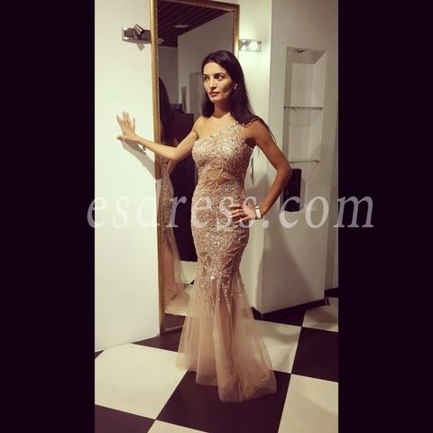 очаровательная  Алена в платье Jovani 935