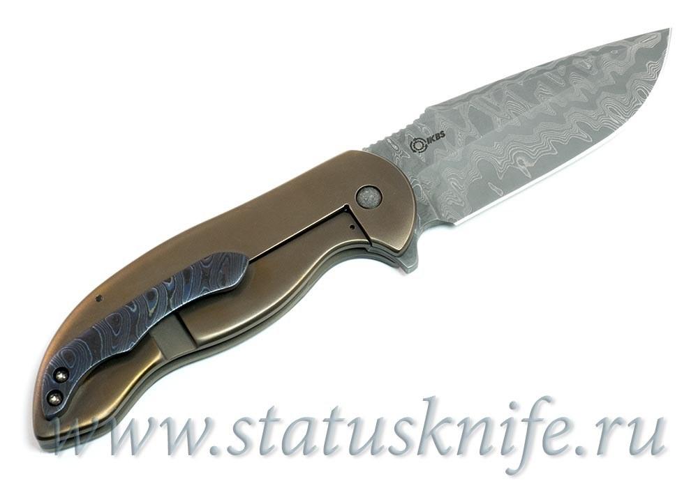 Нож Dressed Framelock Flipper David Mosier - фотография