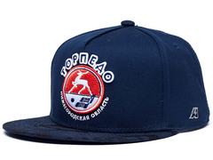 Бейсболка ХК Торпедо snapback