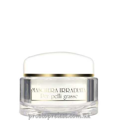 Dorabruschi classica maschera irradiata - Осветляющая маска для смешанной и жирной кожи, линия Classica