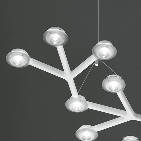 Подвесной светильник Artemide Led Net line 66