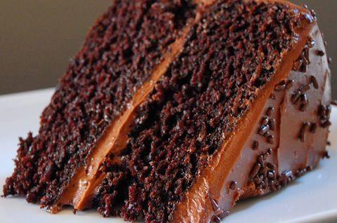 Шоколадный торт без глютена