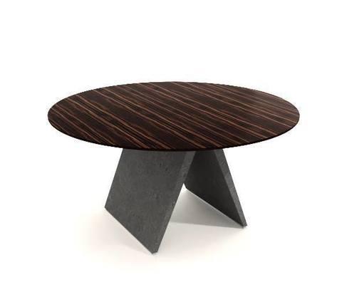 Pigreco стол для переговоров круглый