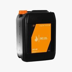 Гидравлическое всесезонное масло QC OIL Long Life HVLP 68 (205 л. (брендированная))