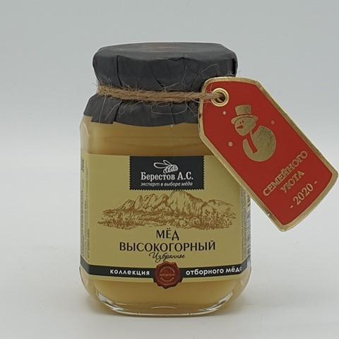 Мёд натуральный Алтайцвет Высокогорный БЕРЕСТОВ А.С.