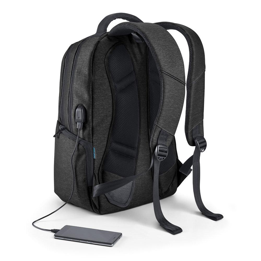 Fren Laptop Backpack, black