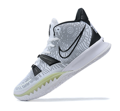 Nike Kyrie 7 'Grey/White/Black'