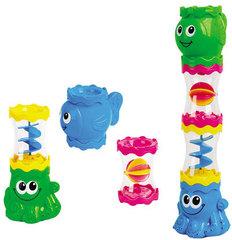 PLAYGRO Игрушка для ванны -пирамидка (0180169)