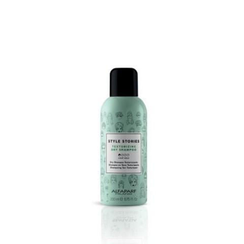 Alfaparf Milano Style Stories: Шампунь сухой текстурирующий для волос (Texturizing Dry Shampoo), 200мл