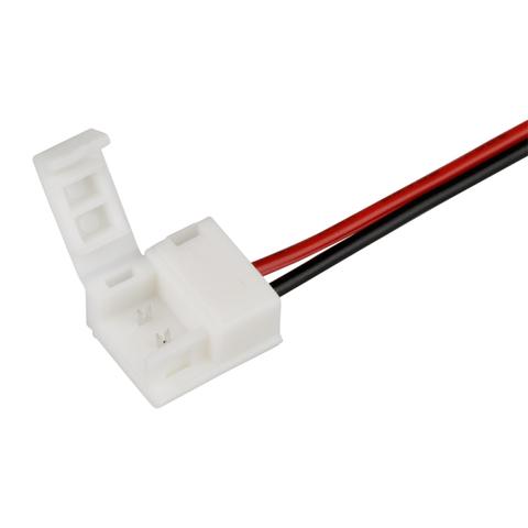 Коннектор выводной FAST-MONO-8mm-L150mm-X2 (ARL, -)