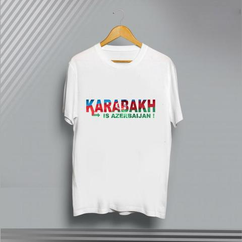 Qarabağ / Karabakh / Карабах  t-shirt 1