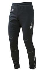 Женские Лыжные разминочные брюки RAY WS WINTER Black