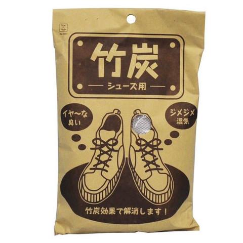 Kokubo Бамбуковый нейтрализатор запаха для обуви 100 гр 2 шт /100