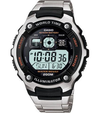 Купить Наручные часы Casio AE-2000WD-1A по доступной цене