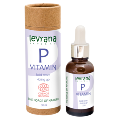 Levrana, Сыворотка для лица Vitamin P, 30мл