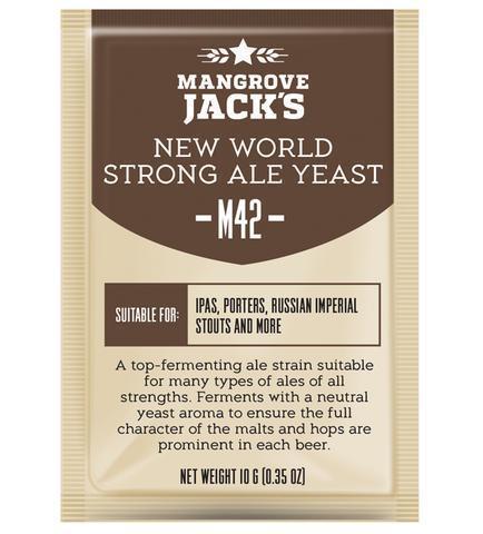 Дрожжи Mangrove Jack's