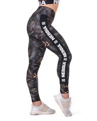 Лосины женские Nebbia High-waist performance leggings 567 SQ.Black