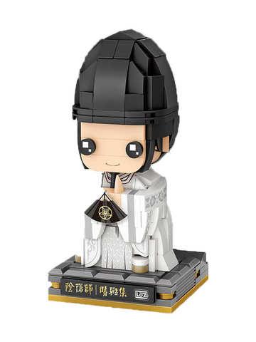 Конструктор LOZ mini Колдун Сеймей 302 детали NO. 1329 Seimei