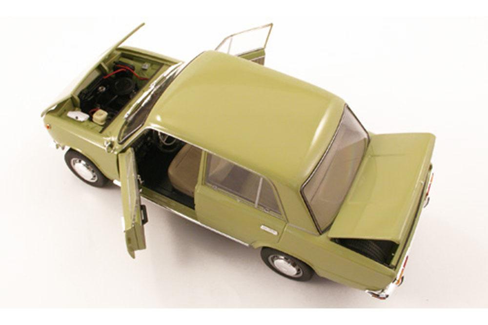 Коллекционная модель ВАЗ 2101 ЖИГУЛИ 1971 LIGHT GREEN