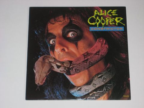 Alice Cooper / Constrictor (LP)