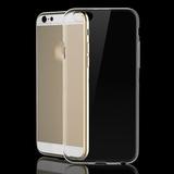 Силиконовый чехол Infinity ультратонкий для Iphone 6, 6s (Прозрачный)