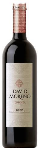 David Moreno Crianza Rioja DOC