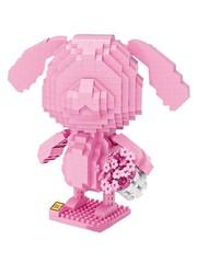 Конструктор LOZ Кролик 600 деталей NO. 9207 Rabbit iBlockFun Series