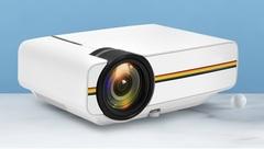 YG-400 портативный мини проектор Led Projector