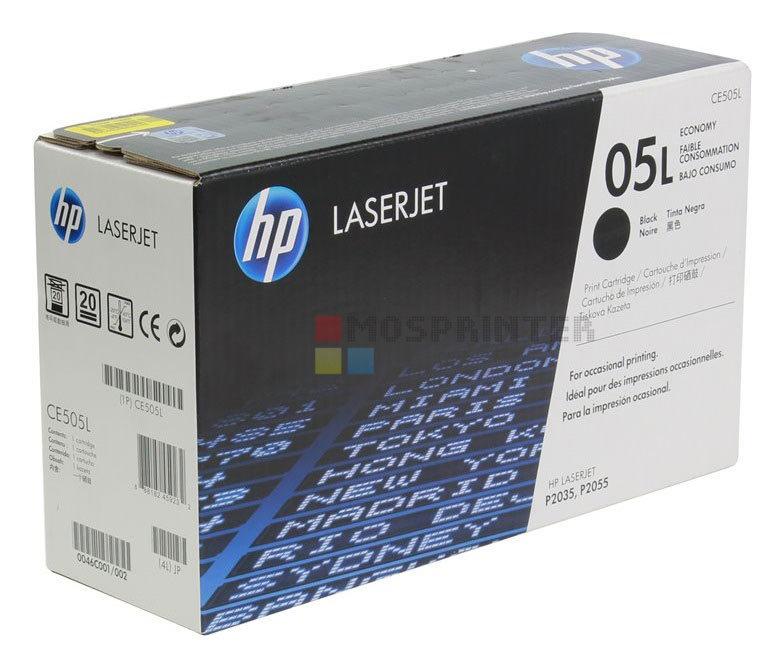 HP CE505L