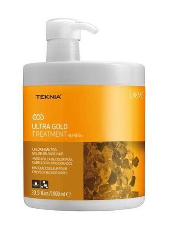 Lakme Ultra gold treatment (1000 мл)