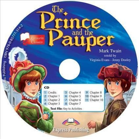 The Prince and the Pauper - audio cd