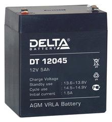 Аккумулятор Delta DT 12045 12В 4.5Ач