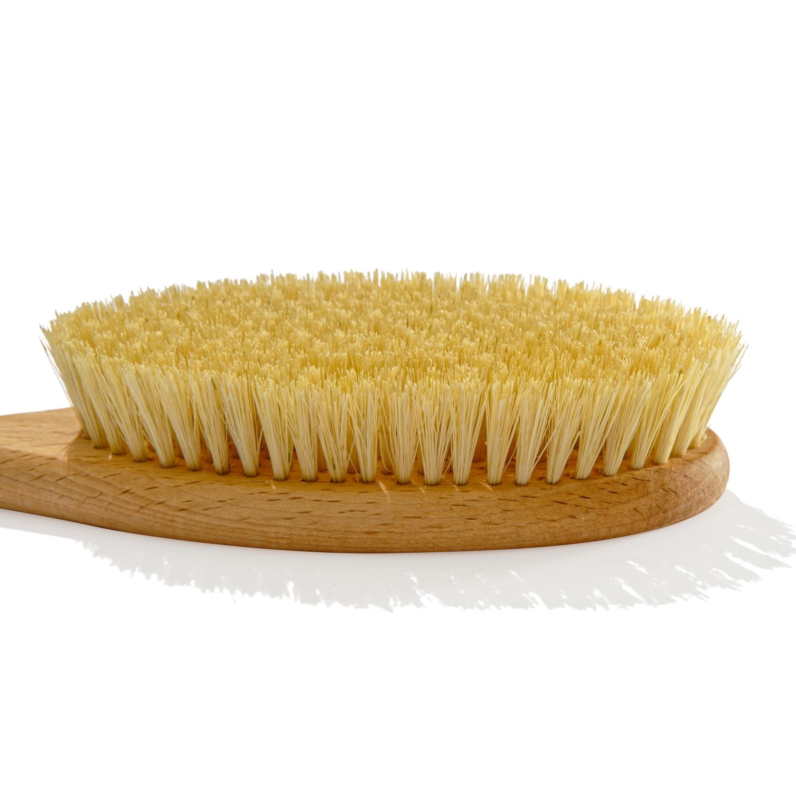 Щетка Cactus в наборе с Антицеллюлитным маслом