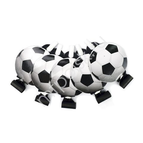 F Язычок-гудок с карточкой Футбол 6шт