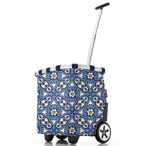 Сумка-тележка Carrycruiser floral 1