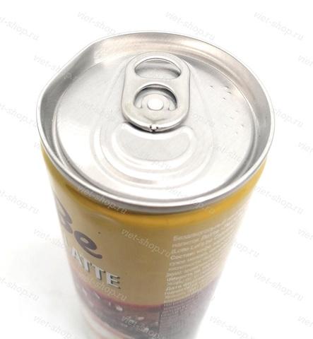 Напиток кофейный Let's be Cafetime Latte, 240 мл.
