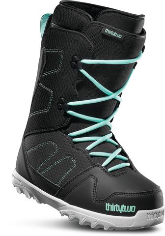 Ботинки сноубордические Thirtytwo Exit W'S '19 - black/mint