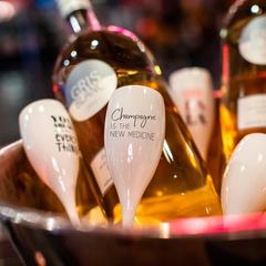 Бокал для шампанского Superglas CLUB NO. 1 CHAMPAGNE THE NEW MEDICINE, 100 мл, фото 2