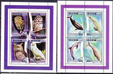 Корея  2000 блок 446-460 **MNH