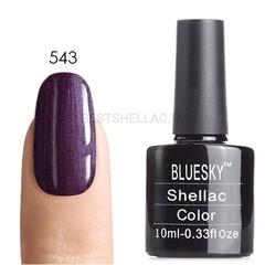 Гель-лак Bluesky № 40543/80543 Vexed Violette, 10 мл