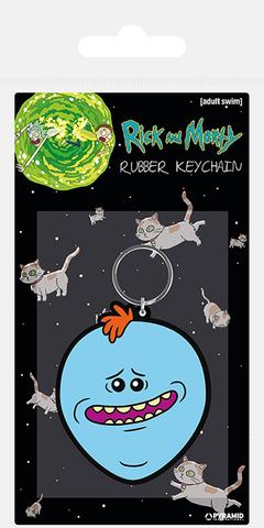 Брелок силиконовый Rick and Morty (Мисикс)