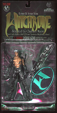 WitchBlade Kenneth Irons from