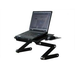 Столик трансформер для ноутбука T9 с охлаждением