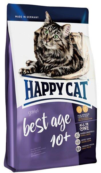 купить Happy Cat Best Age 10+ сухой корм для пожилых кошек