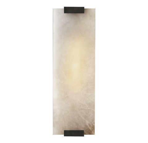 Настенный светильник Flagstoneby Tall Light Room (черный)