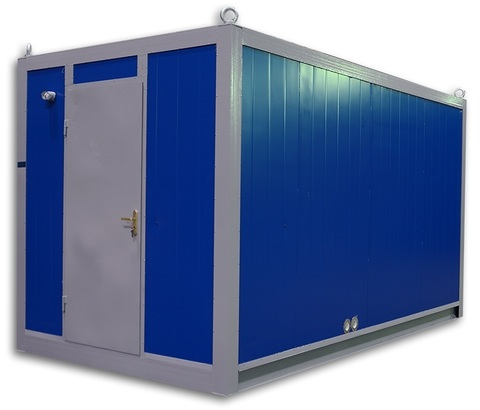 Дизельный генератор Energo ED 300/400 MU в контейнере